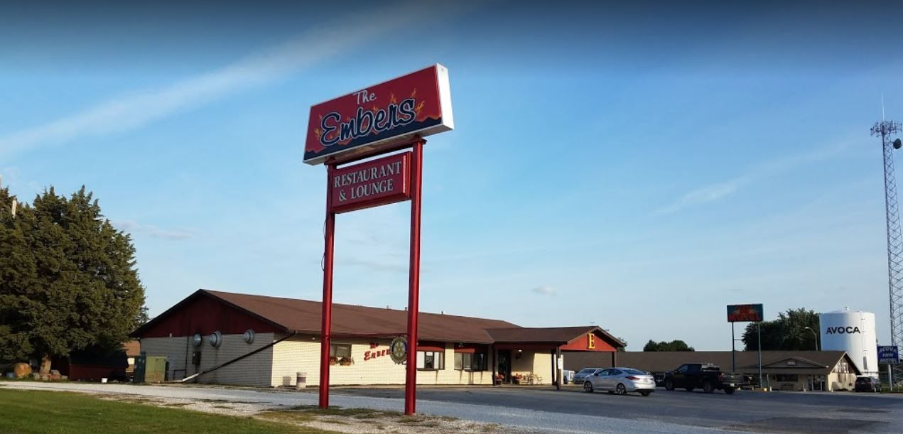 The Embers Restaurant And Lounge Family In Avoca Ia 51521